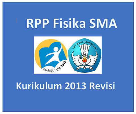Download Perangkat Rpp Fisika Sma Kurikulum 2013 Revisi Sudut Baca
